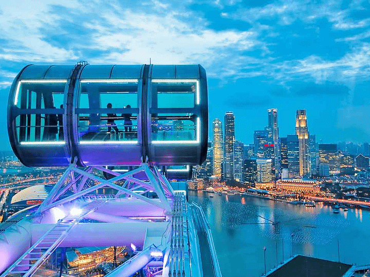 Exploring the Magnificence of Singapore